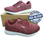 Details about  /Henleys Lucian Unisex Casual Gym Running Trainers Outdoor Sneakers Burgundy