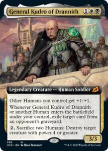 General-Kudro-of-Drannith-Extended-Art-x1-Magic-the-Gathering-1x-Ikoria-mtg-ca
