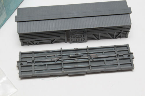 Details about  /NEW HON3 RAIL LINE D/&RGW 132 CATTLE STOCK CAR 5500 SERIES AMAZING DETAIL FUN KIT