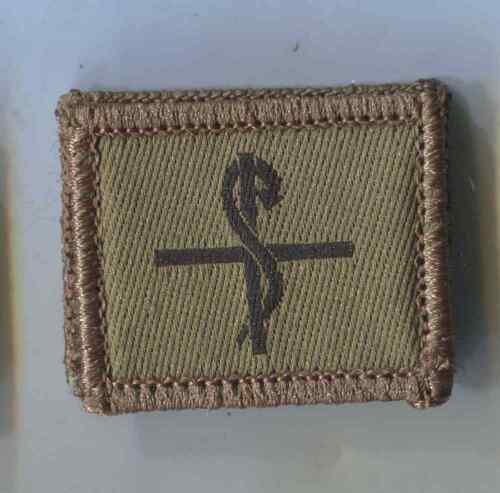 Schweiz Funktionsabzeichen TAZ 90 Sanitätssoldat
