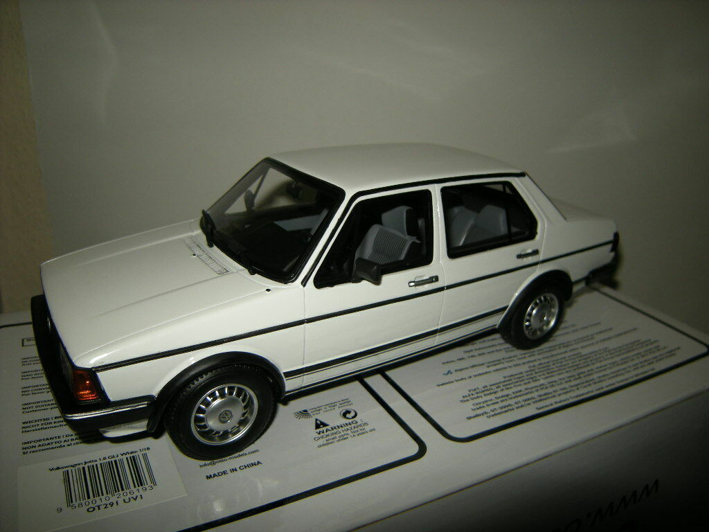 1 18 OTTO MOBILE VW Jetta gli n. 291 Limited Edition 1 of 2000 PC in OVP