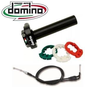 Domino XM2 Bike Quick Action Throttle Kit For Triumph 2015 Daytona 675 R