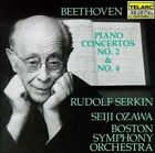 Beethoven: Piano Concertos Nos. 2 & 4 (CD, Mar-2005, Telarc Distribution)