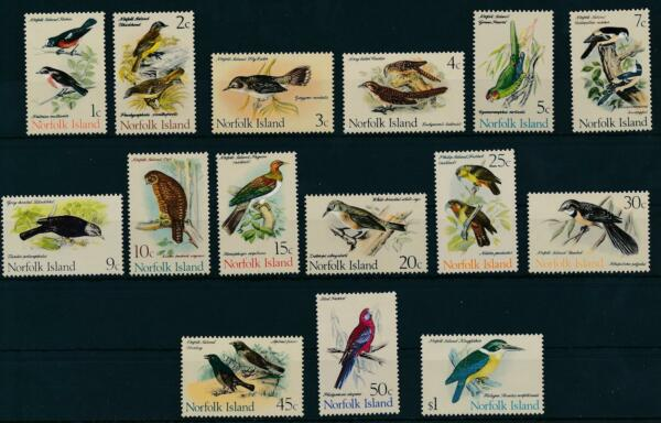 Burundi 1970 Mini Sheets Birds Cto.