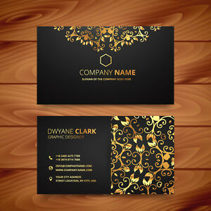 PROFESSIONAL BUSINESS CARD DESIGN UNLIMITED Revisions