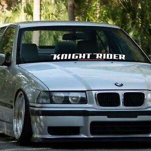 Knight-Rider-car-windshield-banner-vinyl-sticker