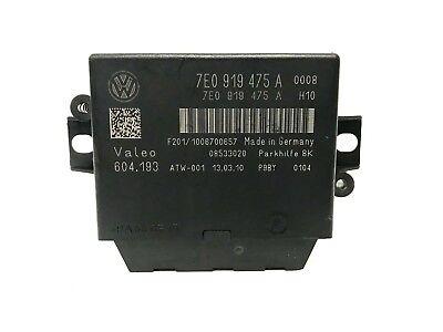 VW T5 Steuergerät Einparkhilfe PDC 7E0919475A Park Assist Control Unit