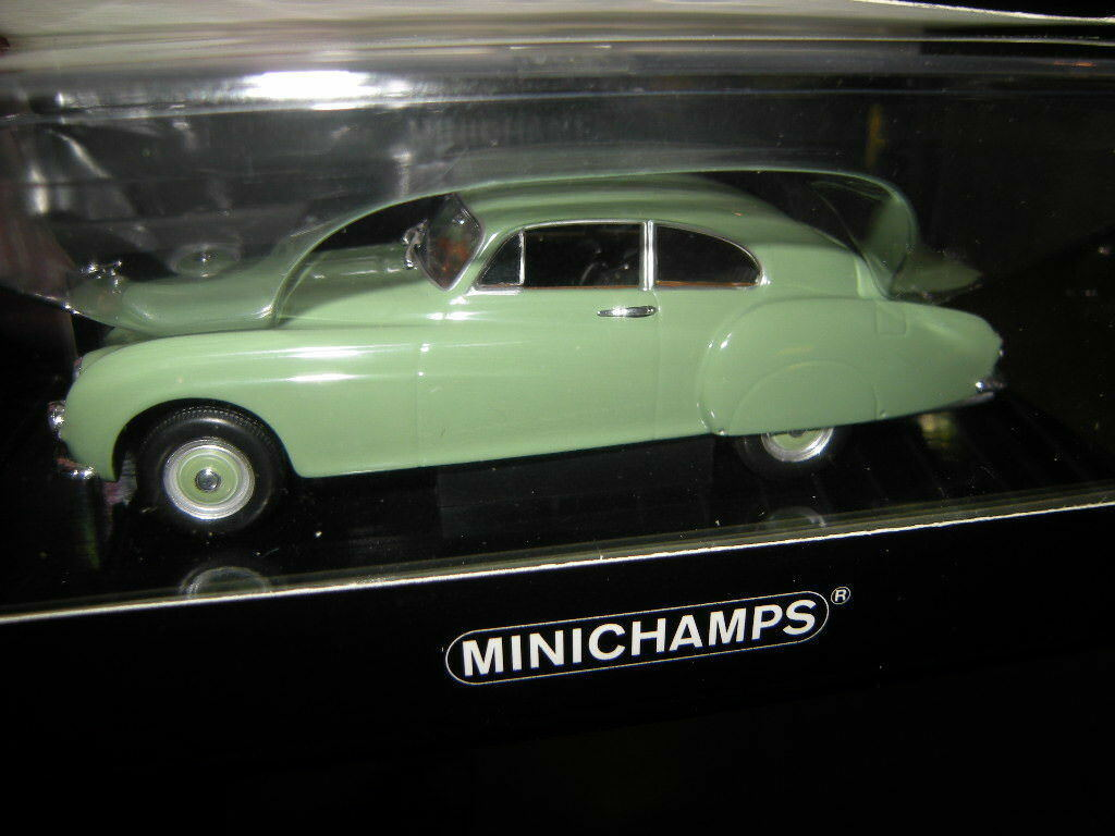1 43 minichamps bentley r - type continental 1955 Grün   gr ü n nr. 436139424 ovp