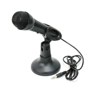 Stereo-Mikrofon-Mikrophon-Microphone-3-5mm-Klinkenstecker-Mikrofonhalt-MUE