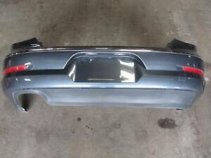 09-12-VOLKSWAGEN-VW-CC-Rear-Bumper-Cover-Island-Grey-Gray-OEM-Factory-Valance