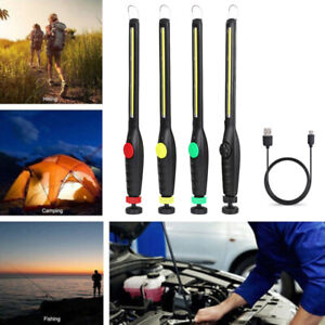 Repair Work Light Accessories Portable Camping LED COB ...