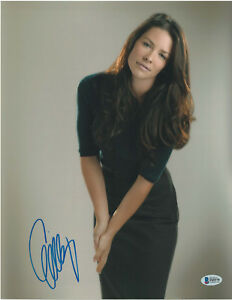 EVANGELINE-LILLY-SIGNED-11X14-PHOTO-LOST-ANT-MAN-BECKETT-BAS-AUTOGRAPH-AUTO-A