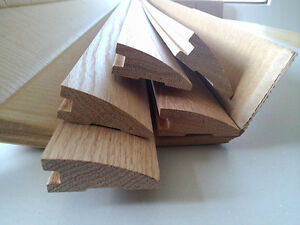 Oak Flooring Transition 3 4 Quot Unfinished Flush Mount