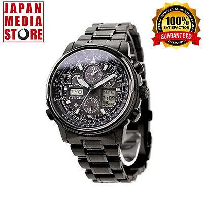 Citizen Promaster Sky JY8025-59E Eco-Drive Solar Atomic 100% Genuine from JAPAN