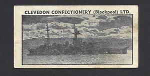 CLEVEDON - BRITISH SHIPS - #49 HMS ROBERTS