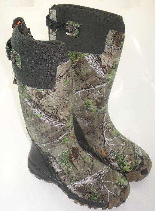 Lacrosse 376005-9M Alpha Burly Pro 18  Boot Size 9m 18306