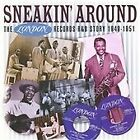 Various Artists - Sneakin' Around (The London Records R&B Story 1948-1951, 2011)