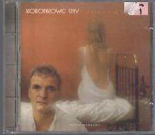 ZBIGNIEW GORNY - KORONKOWE SNY 1995 GORNIAK FRACKOWIAK MEC TOP RARE OOP CD