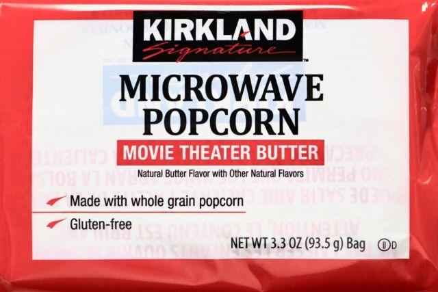 Kirkland Signature Microwave Popcorn