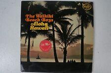 The Waikiki Beach Boys Aloha from Hawaii Sarawaki Hukilou Aloha oe (LP34)