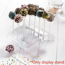 Cake Pop Lollipop Stand Display Holder Bases Shelf DIY Baking Tools 20 Holes *