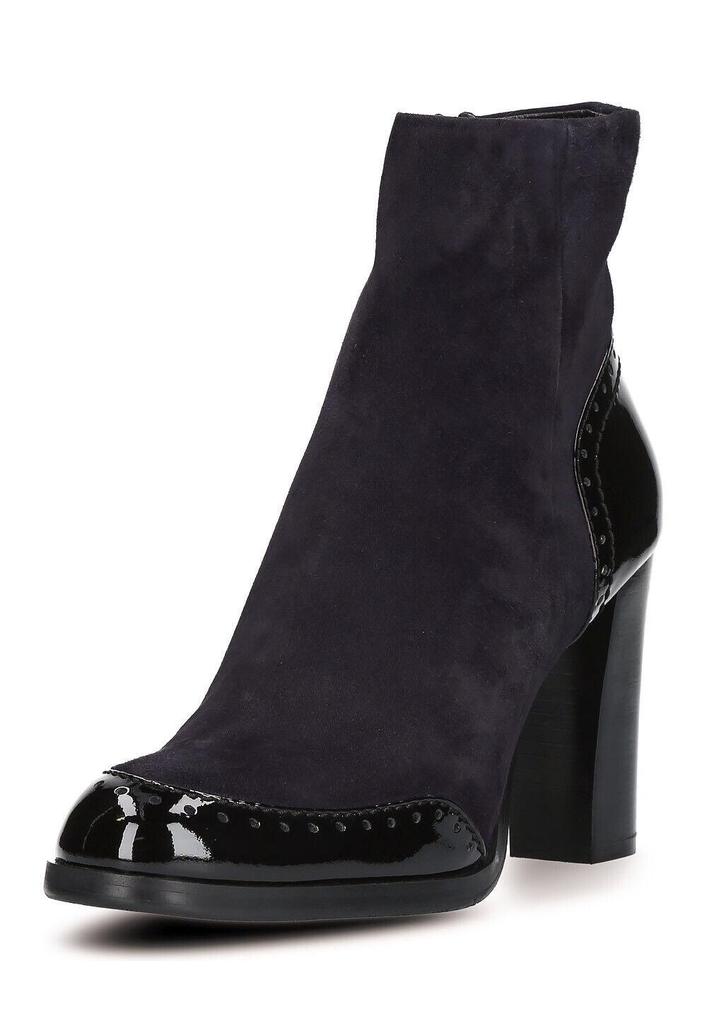 JOOP  Damen SCHUHE lila Ankle Stiefel Größe 41 41.5