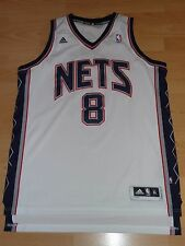 NEW JERSEY NETS DERON WILLIAMS NBA BASKET MAGLIA XL Adidas Jersey Brooklyn