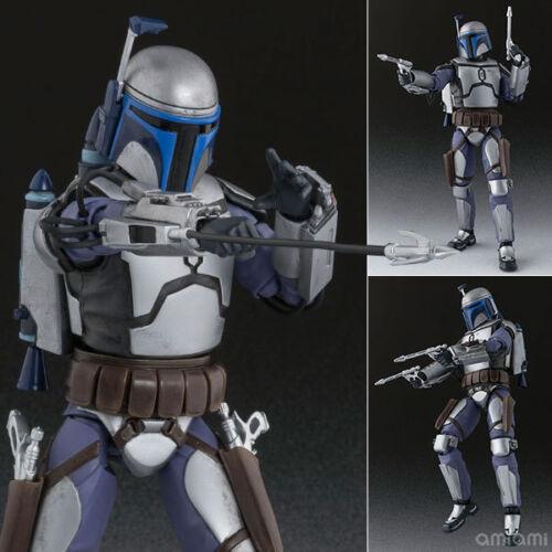 S.H.Figuarts Star Wars Jango Fett PVC Action Figure New In Box