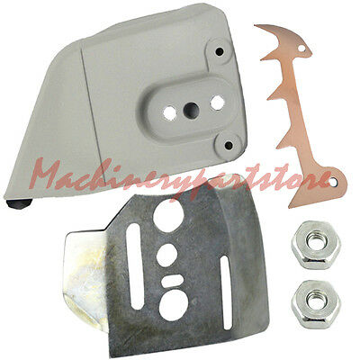 Chain Sprocket Cover Bumper Spike Side Plate 4 STIHL 024 034 036 MS240 MS360 New