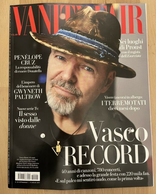 Vanity Fair 2017 26.Vasco Rossi,Sophie Cookson,Penélope Cruz,Scott Eastwood