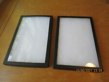 2 Flat Glass Top Display Case 1225 X 825 X750 Pre Owned