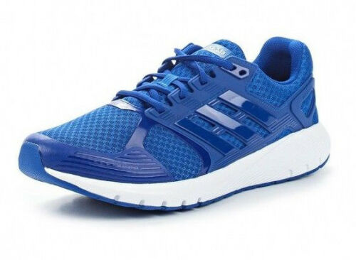 Adidas Men Running Shoes Duramo 8 Cloudfoam Training Work Out Blue New cp8746