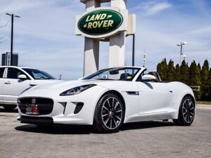 2017 Jaguar F-Type ONLY 17,000 KM'S!