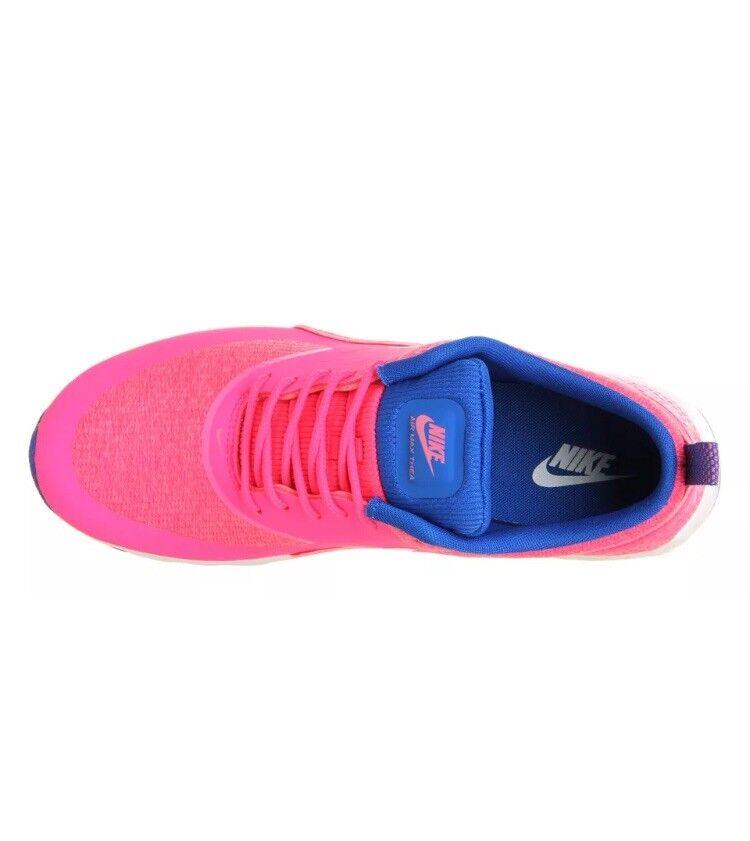 Para hiper mujer Nike Air Max Thea Premium hiper Para rosa/rosa calzado Resplandor bef79a