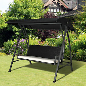 4 seater swinging hammock bed