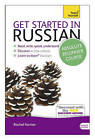 Get Started in Russian Absolute Beginner Course: (Book and Audio Support) by Rachel Farmer (Mixed media product, 2012)