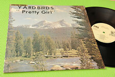 yardbirds lp pretty girl orig 1980 ex+ !!!!!!!!!!!!!!!!!!!!