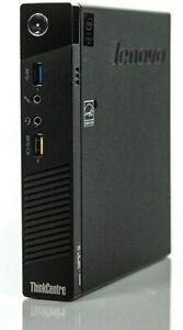 LENOVO ThinkCentre M93p - Intel Core i5-4590T Quad-Core 2,0 GHz  /  500 Go  /  8