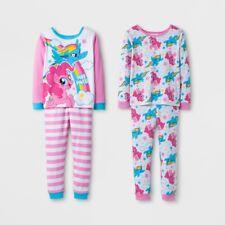 ffc9ccd86914 Healthtex Size 4t Purple Stardust Purple Orange Pink Girls Sleepwear ...