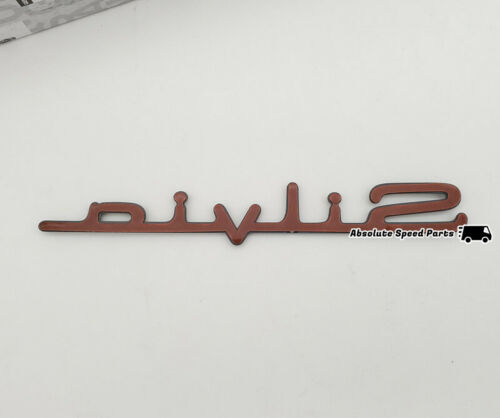 NEW OEM Nissan S14 Black Chrome Silvia Trunk Lid Emblem Boot Badge 84895-65F60