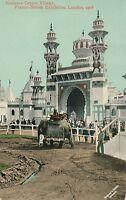 1908 London Franco-British Exhibition Ceylon Village Entrance