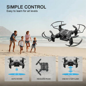 Mini Drone 4DRC-V2 Selfie WIFI FPV With HD Camera Foldable Arm RC Quadcopter