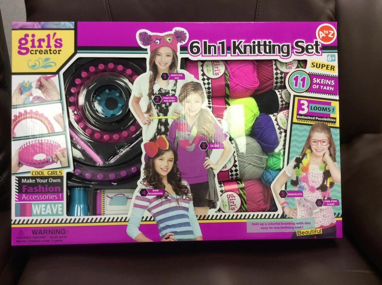 Kinderkaft Swift 6 In 1 Children Trike With Accessories Blue For Sale Ebay