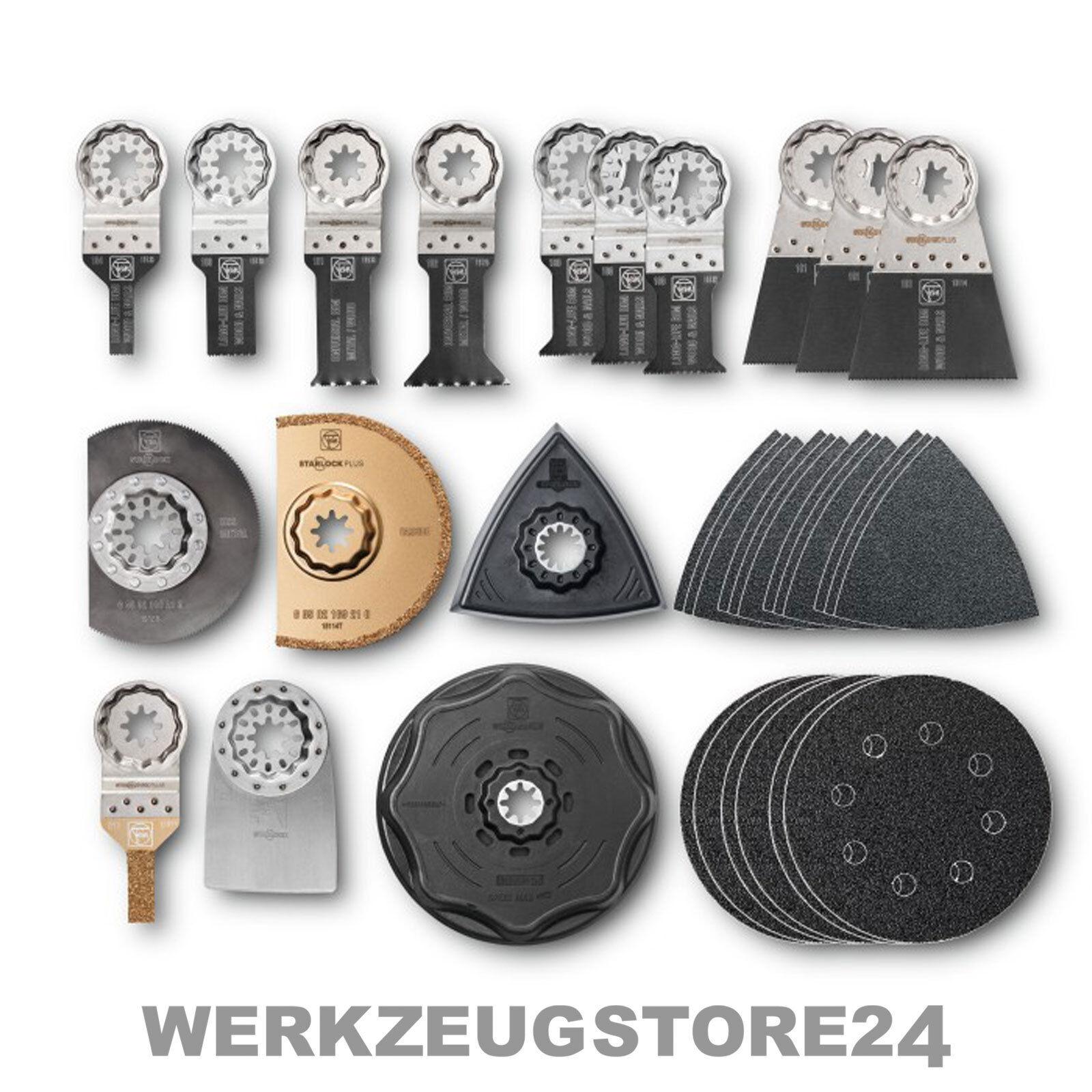 Fein Zubehörset Best of Renovation 34 tlg. SL/SLP - 35222942060