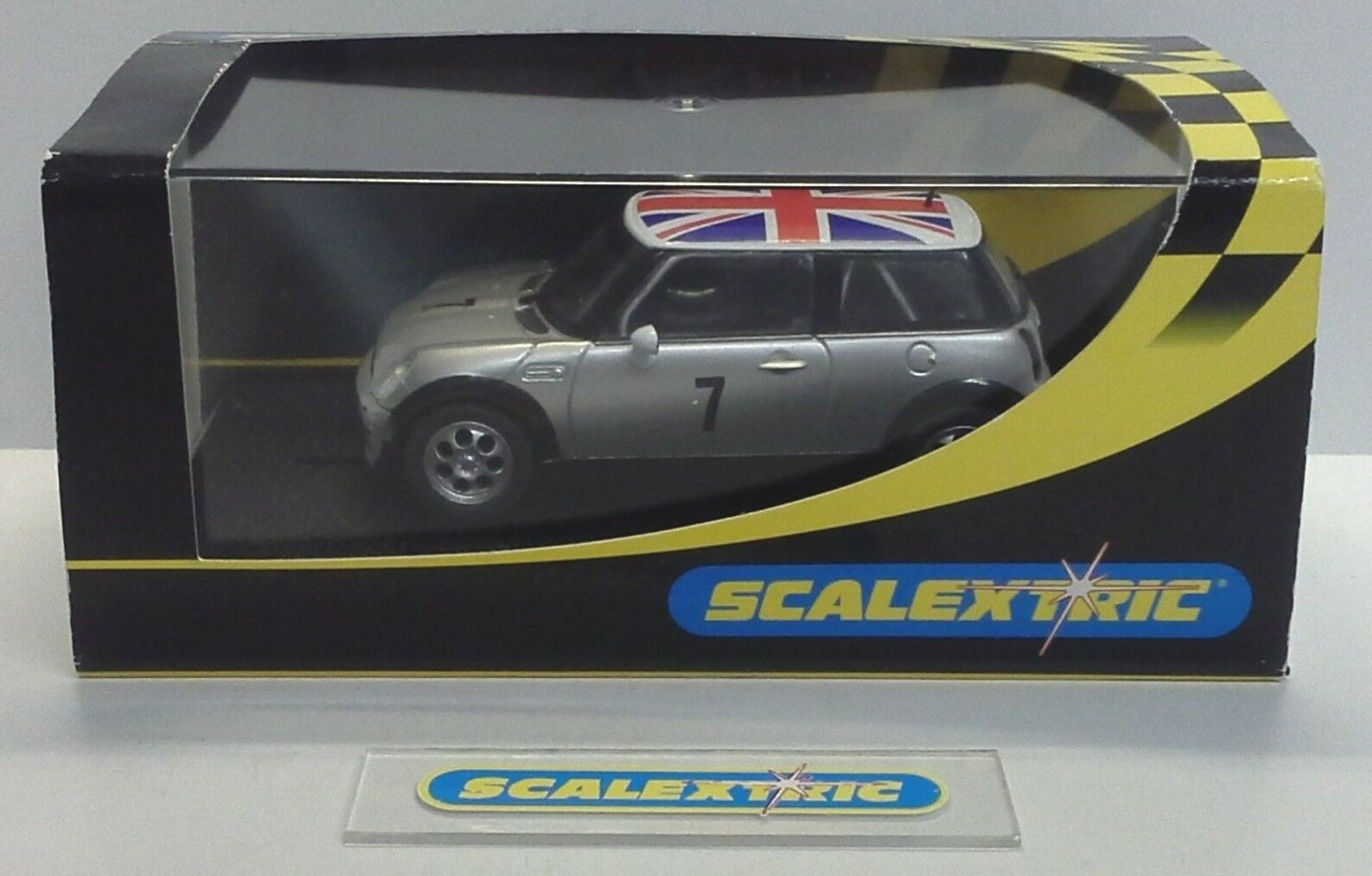 SCALEXTRIC HORNBY MINI COOPER C2499 (NR MINT - BOXED'ish) HAMLEYS LIGHTS