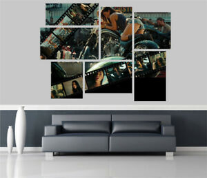Megan-Fox-Crazy-On-Bike-Removable-Self-Adhesive-Wall-Picture-Poster-FP-1547