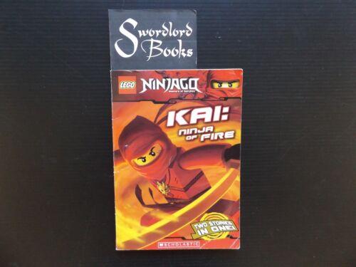 1 of 1 - NINJAGO : Master of Spinjitzu, Kai - Ninja of Fire, 2 Lego Stories (2011)