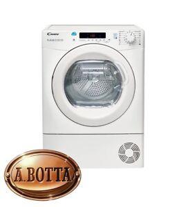 Asciugatrice-Pompa-Calore-Candy-CS-H9A2DE-S-9-Kg-Classe-A-Partenza-Ritardata
