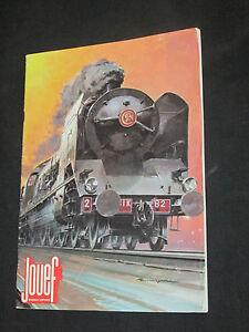 catalogue Jouef 1973-1974 trains rails accessoires maquettes voitures