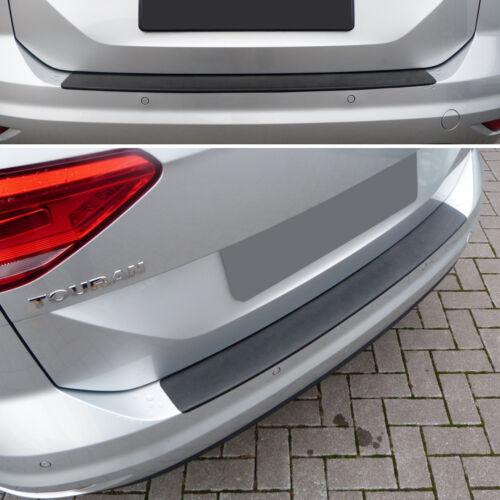Original TFS Premium Ladekantenschutz Schwarz ABS für Alfa Romeo 159 Limousine